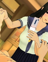 Illusion School Friend 2 Game CG - part 3