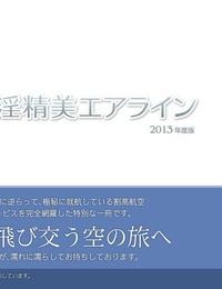 H&Stock Waridaka Koukuu Inseibi Airline Kinai Service Guidebook