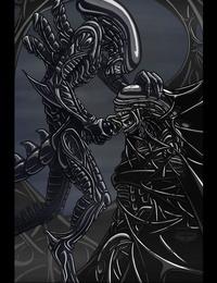 Xenomorph 3D/Hentai