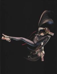 Bayonetta Witch Of Vigrid Artbook