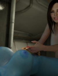 3DXART Aeon X – Lunar Harvest Mass Effect - part 2