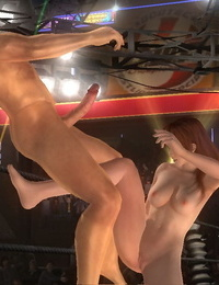 Dead or Alive 5 LR - EVERYBODY WANTS TO Pound KASUMI :D