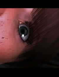 Carey Queen of Escapology - Red Threaten - part 3
