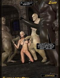 Zzomp Tihanna Loves Orcs Italian Bakamono.me - part 2