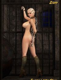 Zzomp Tihanna Loves Orcs Italian Bakamono.me - part 3