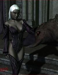 Vaesark Matron and her Minions
