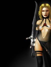 Artist Gallery: Ranged Weapon - Pt 3: Fallout- BloodRayne- Resident Evil- Jet Set Radio - part 5