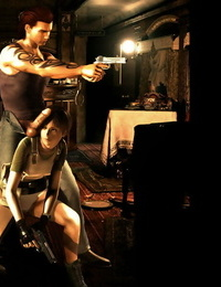 Artist Gallery: Ranged Weapon - Pt 3: Fallout- BloodRayne- Resident Evil- Jet Set Radio - part 6