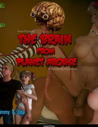 Nova- The Brain from Planet Arouse