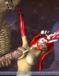 3d Porno Monsters - part 3