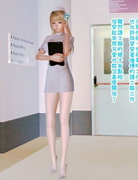 The Naive and Careless Daughter 迷糊的女兒 Chapter 6 - Partime Worker Chapter 打工篇 Chinese - part 5