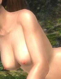 Fight nude Kasumi vs Bass DOA - part 3