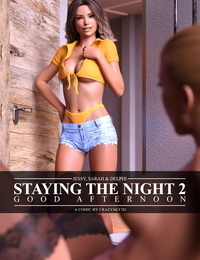 CrazySky3D - Staying The Night 2