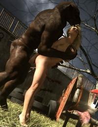 Namijir Werewolf in Love - part 3