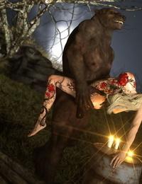 Namijir Werewolf in Love
