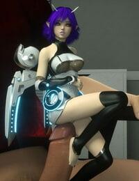 Zafo Cyber Fairy