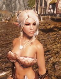 Girls of Skyrim #1 - part 5