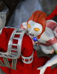 Absinthe Futanari Queens no Shota Ijime Ultraman - part 2