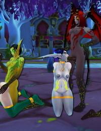 Shikrons World of Warcraft Screenshot Manipulations Futa - part 3
