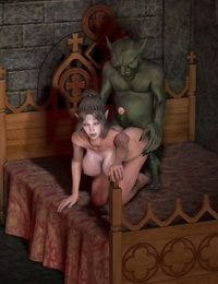 ORC Nailing Tongues ELF made by me - part 3