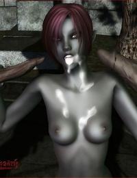 Vaesark The Dark Elf Paramour