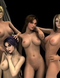 Lara crof 3D - part 2