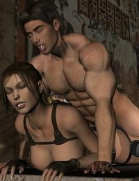 Lara crof 3D - part 3