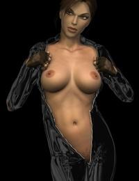 Lara crof 3D - part 4