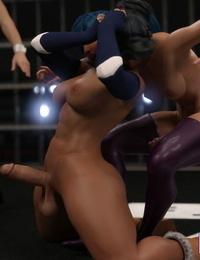 Squarepeg3D The F.U.T.A - Match 05 - Emiko vs Stellar Sky - part 3