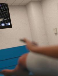 Squarepeg3D The F.U.T.A - Match 05 - Emiko vs Sexy Sky