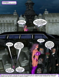 Finister Foul Grime City Stories: Thief in the Night 1-6