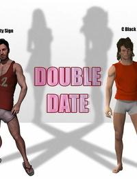 Infinity Sign/CBlack Double Date