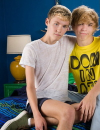 Gay twink jamie ray and bryce foster set puppy string up - part 745