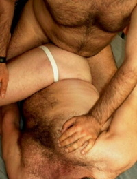 Fur covered bear bfs posing and jerking off cock gallery 3 - part 1386
