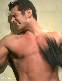 Uncircumcised bodybuilder the wall the pit the bamboo garden - part 254