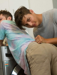Its laundry day for angel rivera and much to his surprise - part 643