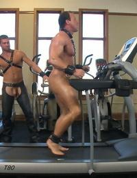 Derek pain bears the torturous bdsm exercise - part 219