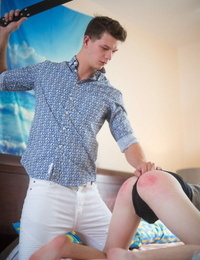 Super hunk johnny forearms catches cute tiny lad riley fitc - part 457