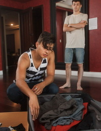 Gay youngster angel rivera and danny nelson set breakup plumb - part 539