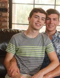 Gay lad collin adams and jared scott - part 544