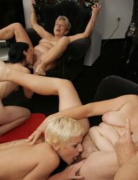 Hot lesbian soiree - part 274