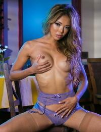 ultra-kinky Asian woman Ayumi Anime has ultra-kinky tits and an amazing body