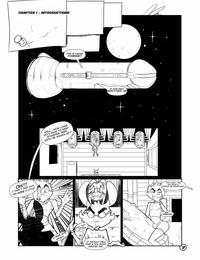 Spacebunz 1 - The Pitch