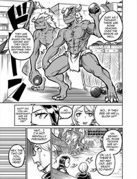 Hentai Devil Huntress 6 - part 2