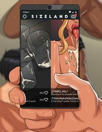 SizeLand 2 - Pawg Milf