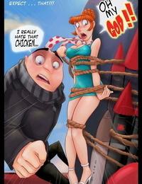 Lucys Dastardly Rampage! - part 2