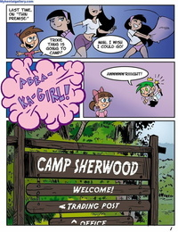Camp Sherwood Mr.D Ongoing - part 7