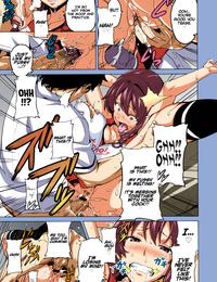 Takeda Hiromitsu Ai Scraper 2 COMIC Megastore 2009-02 English #Based Anons Colorized