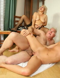 Mom and father fucking sons new girlfriend like ultra-kinky - part 2109